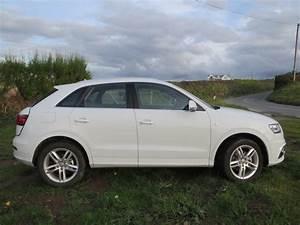 Audi Q3 S Line Versions : audi q3 tdi quattro s line 140 ps s tronic road test report and review ~ Gottalentnigeria.com Avis de Voitures
