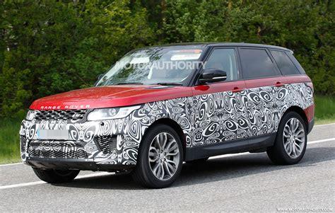 2018 Land Rover Range Rover by 2018 Land Rover Range Rover Sport