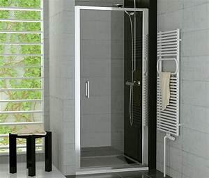 Duschtür 80 Cm : nischent r 80 cm pendelt r duscht r mit rahmen nach innen ~ Michelbontemps.com Haus und Dekorationen
