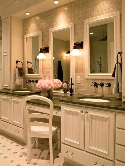 makeup vanity without mirror sink bathroom vanity with makeup area mugeek 7334