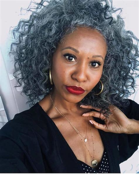 These 50 Women Who Ditched Dyeing Their Hair Look So Good