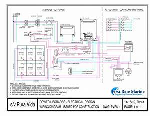 Dc System Upgrades Wiring Diagram For Island Packet