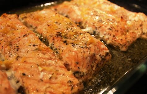 fish oven temp baked salmon with lemon dill sauce healthy ideas place