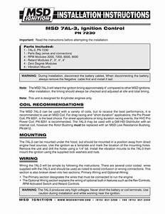 Msd 7al 2 Wiring Diagram Transbrake