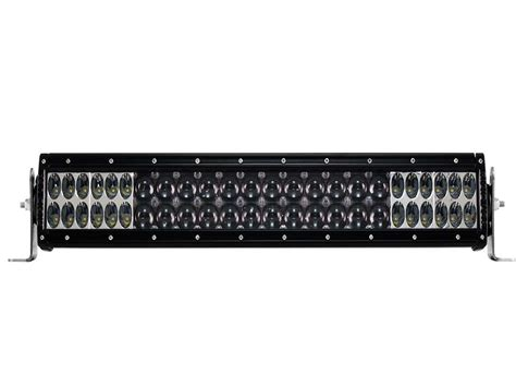 shop rigid e2 series 20 inch hyperspot driving led light bar