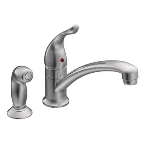 Moen Single Handle Kitchen Faucet Removal Farmlandcanada