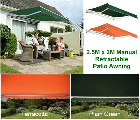 retractable patio awning    gr ta iy patio awning  shop