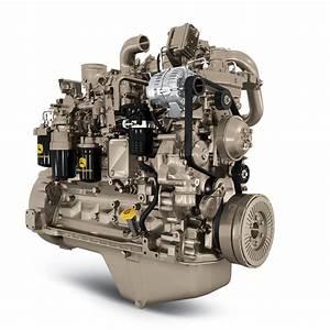John Deere Industrial Engines Parts Service