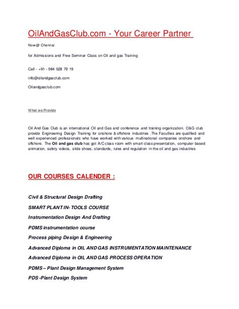 Upload Resume For In Chennai by Piping Design Course Chennai