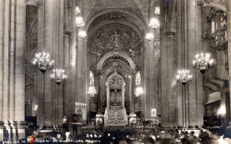 Home Interior Virgen De Guadalupe : Interior De La Basílica De Guadalupe