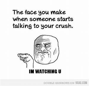 Best ideas about That Moment When Your Crush, When Your ...