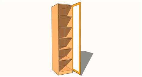 Single Wardrobe With Shelves Only by Single Wardrobe Fully Shelved Fixed Shelves Fully