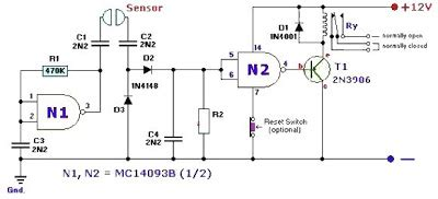What Must Todo Simple Fluid Level Sensor