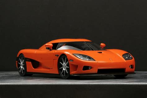 Koenigsegg Ccx Orange