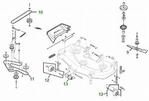 John Deere Gt235 Parts