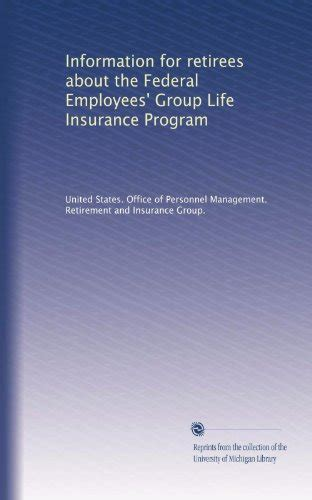 Senior care usa life insurance. Free Download: Information for retirees about the Federal Employees' Group Life Insurance ...