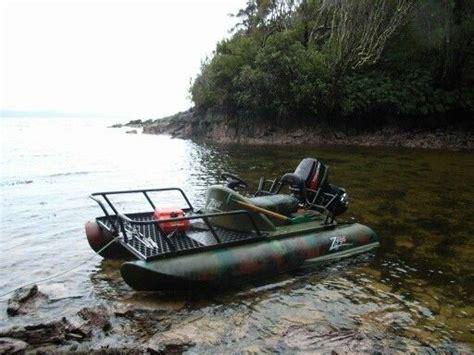 Zego Boat by Zego Sport Boat Looks Like A Fishing Platform All