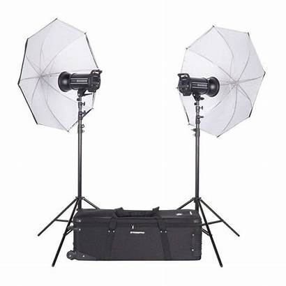 Studio Lighting Kit Xpro 400w Strobepro Hss
