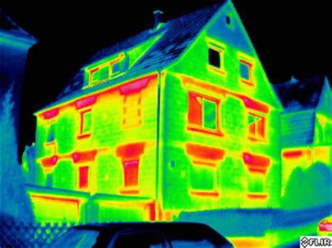 Thermografie So Machen Sie Waermeverluste Am Haus Sichtbar by Thermografie Untersuchungen Energiepass Bergstrasse