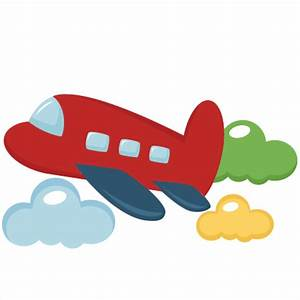 Toy Airplane SVG cutting files for scrapbooking cute files ...