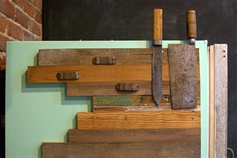 How to make a rustic knife rack   DIY projects for everyone!