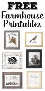 Free Farmhouse Printables Library - Hello Farmhouse