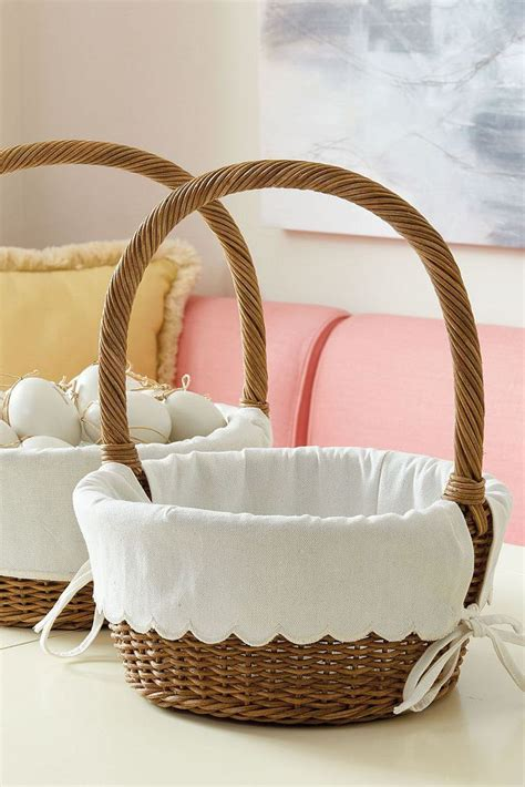 personalized easter baskets cute monogrammed easter