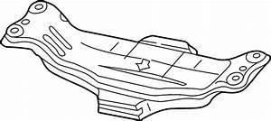 Mazda Protege5 Suspension Subframe Crossmember  Protege  W