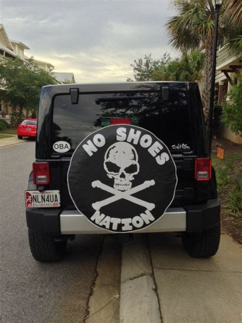 spare tire cover monogram pirate flag jeeps