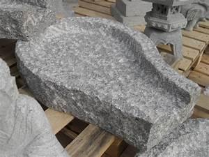 Bachlauf Aus Stein : bachlaufschale aus grauem granit bachlauf brunnen wasserlauf quellstein ebay ~ Michelbontemps.com Haus und Dekorationen
