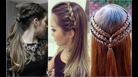 latest easy hairstyles