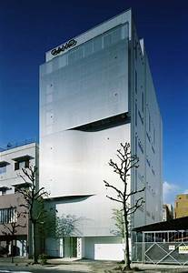 Complex house, Residence in Nagoya - e-architect