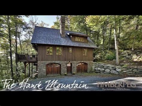 timberpeg hawk mountain timber frame home virtual youtube