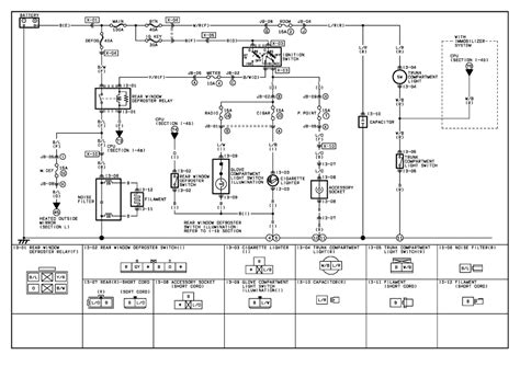 Rear Light Wiring Diagram by Repair Guides Power Outlets 2001 Accessory Socket
