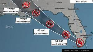 Tropical Storm Gordon lashes south Florida and heads ...