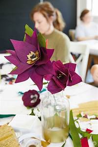 Make Diy Paper Poinsettia Gifts And Wreaths And More