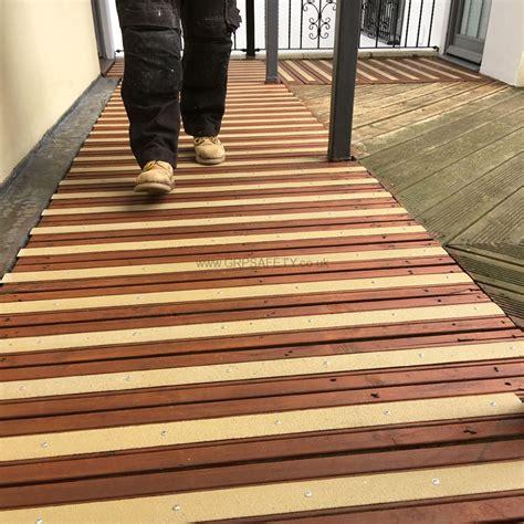Anti Slip Decking Boards