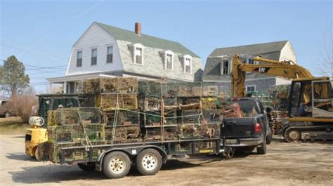 Destination Crab Boat Recovery by Maine Lobstermen Grapple For Ghost Traps New