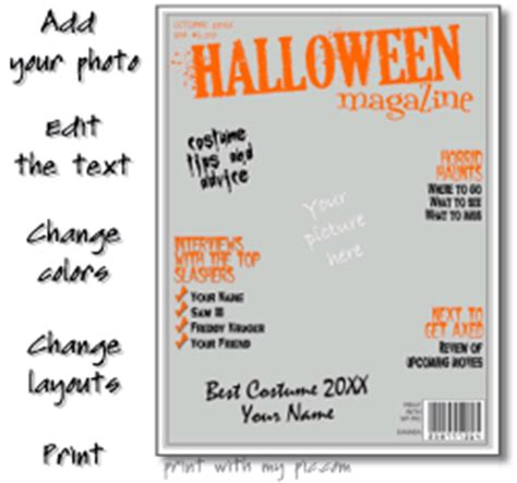 halloween photo templates halloween stationery calendar