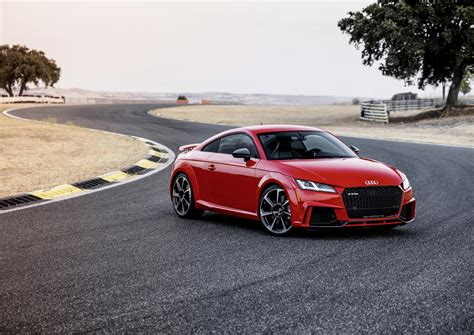 2018 Audi TT RS News And Information