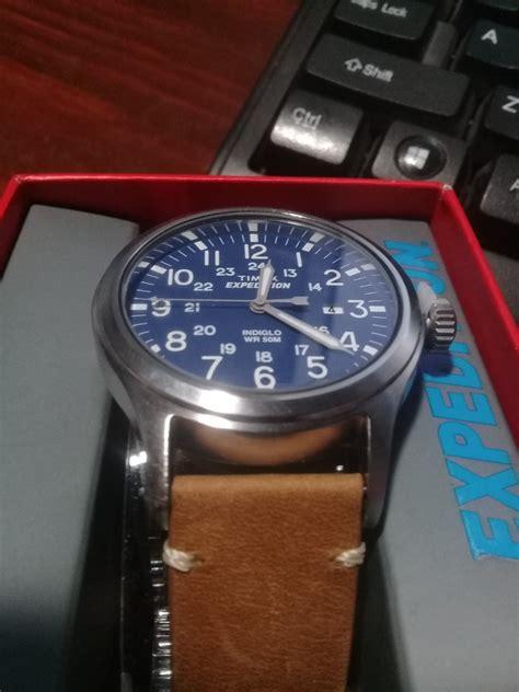 reloj timex expedition twb  en mercado libre