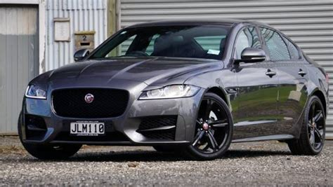 Jaguar Xf 25t R-sport Drives Ahead Courtesy Of Ford