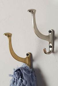shop cabinet knobs pulls anthropologie With marquee letter hook
