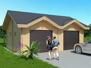 Garage Bois Pas Cher : maison en bois ecologique pas cher ~ Dailycaller-alerts.com Idées de Décoration