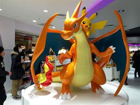 mega pokemon center tokyo  choose
