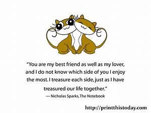 You Are My Trea... Treasured Love Quotes