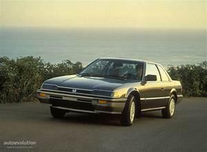 Honda Prelude - 1983  1984  1985  1986  1987