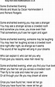 Top songs, 1949 music charts: lyrics for Some Enchanted ...