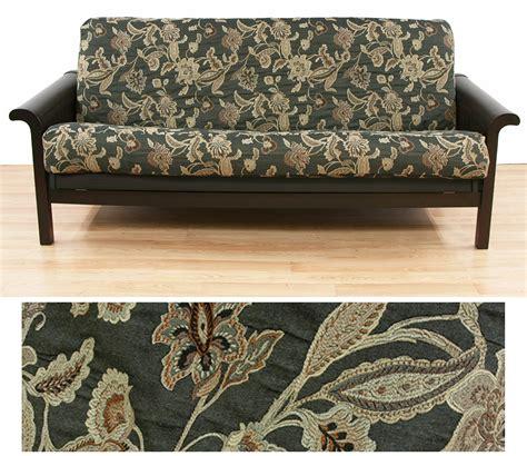 futon cover ashante floral futon cover