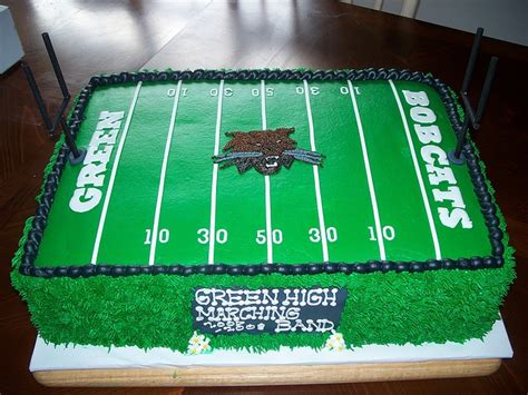 images  football cake  pinterest football